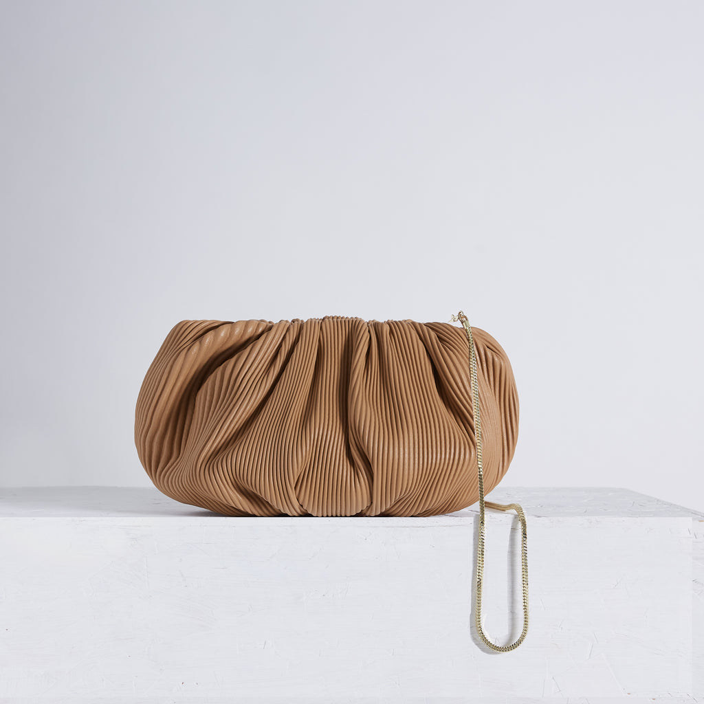"Bubble 12"" Corrugated Tan 