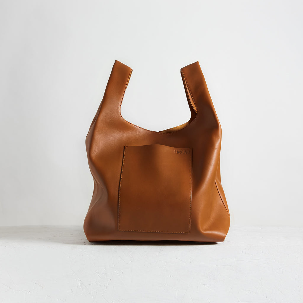 "Le Sac 12"" Toffee"
