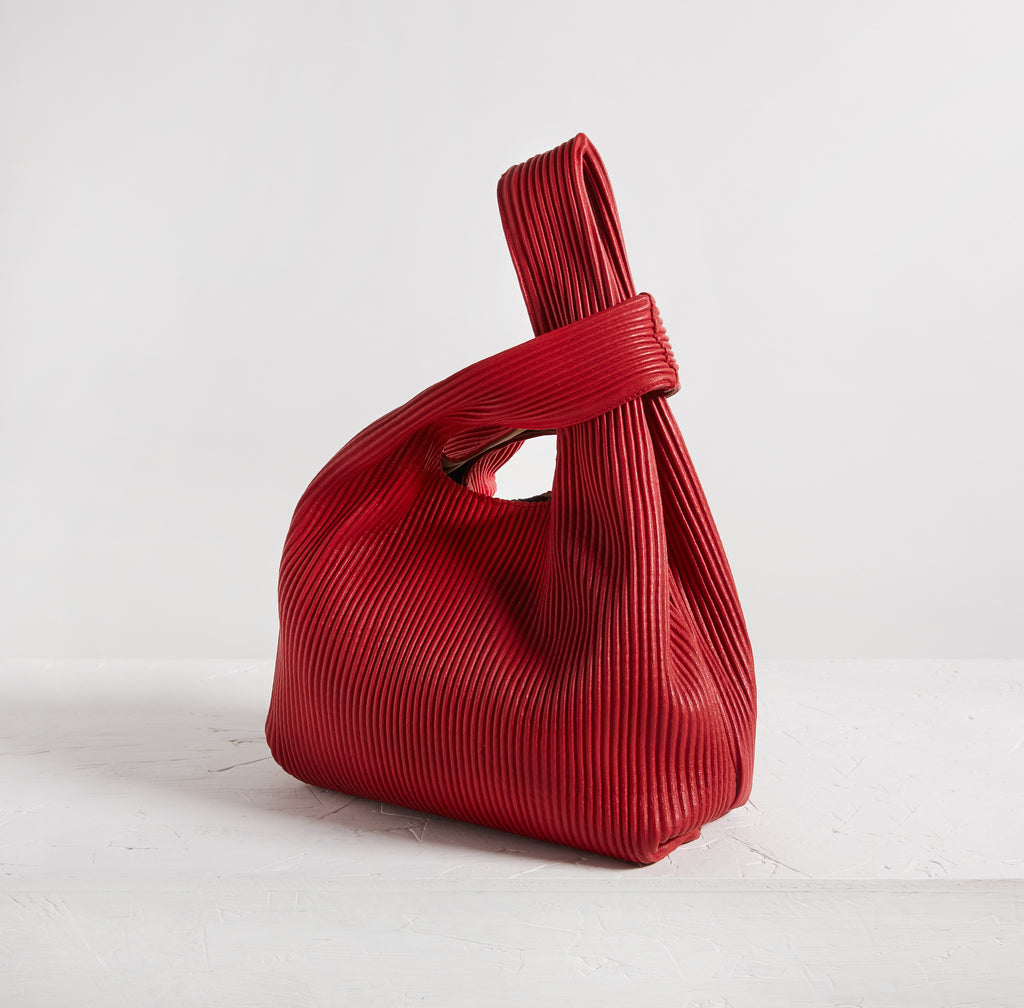 Le Sac Corrugated Lamb Red (Pre-Order)