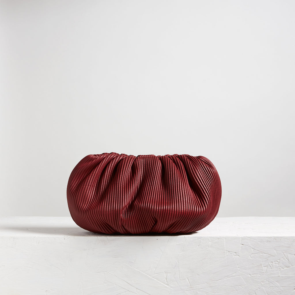 "Bubble 12"" Corrugated Maroon (Pre-Order) 