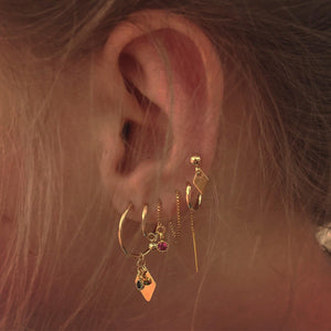 ⋄ Threader Earring