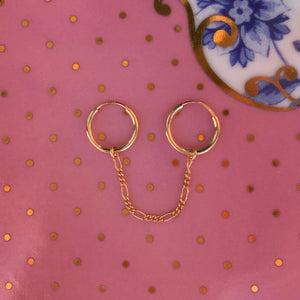∗ Double Figaro Hoops