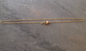 ❀ Lobster Diamond Necklace