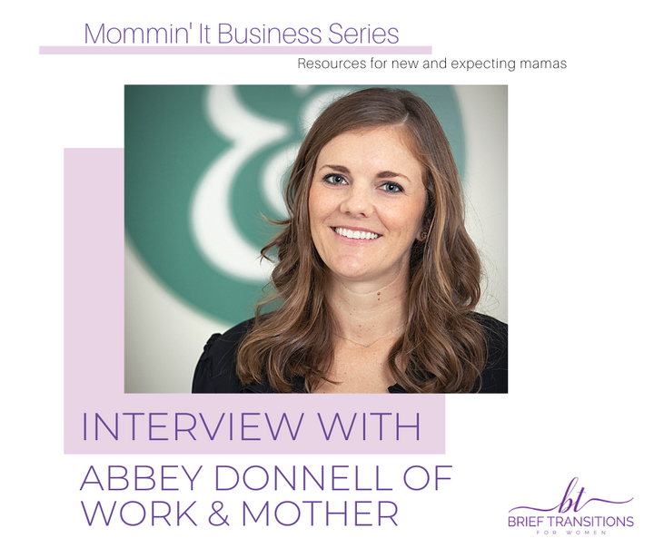 Breat Pumping At Work - interview with Abbey Donnell