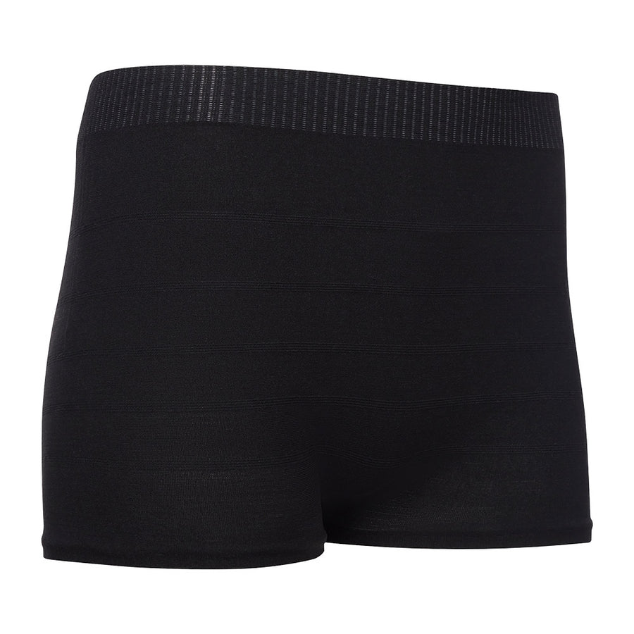 Mesh Postpartum Underwear with Incontinence Support - Black 5 Pack