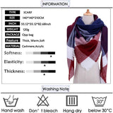 Rosebuds Shawl-scarf-MiKlahFashion