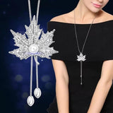 Winterland Necklace-necklace-MiKlahFashion