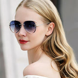 Rimless Sunglasses-MiKlahFashion