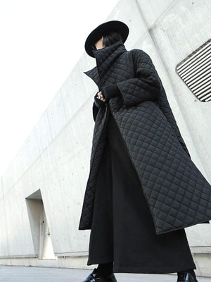 Padded Loose Fit Coat