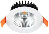 Mainstream downlight, 12W COB White, 3CCT, 1100 Lumens