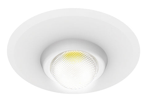 Downlight, Ceiling Light, COB, 25W, 2750 Lumens, crystal Optical Lens