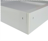 Surface mount box for UM6060 panel light, Aluminium