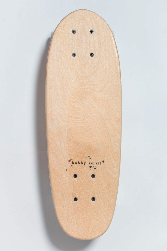 Speckle Skateboard | Bobby Small