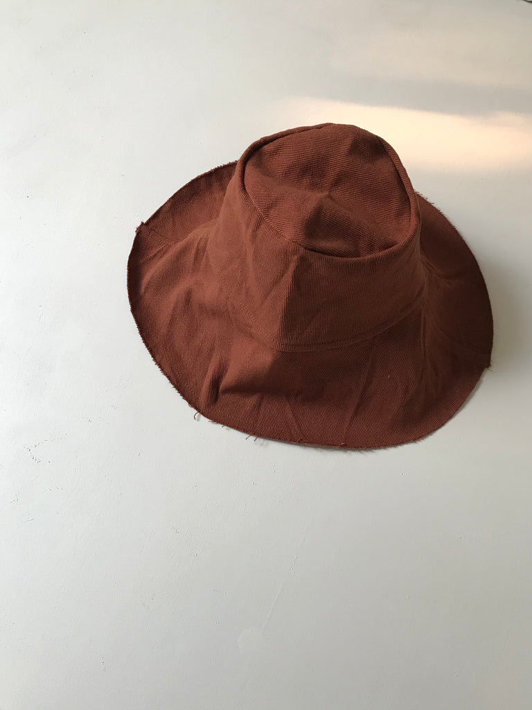 Bucket Hat | Rust