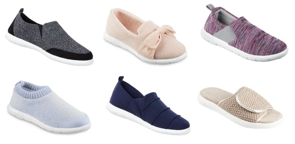 Zenz shoes in various styles and colors