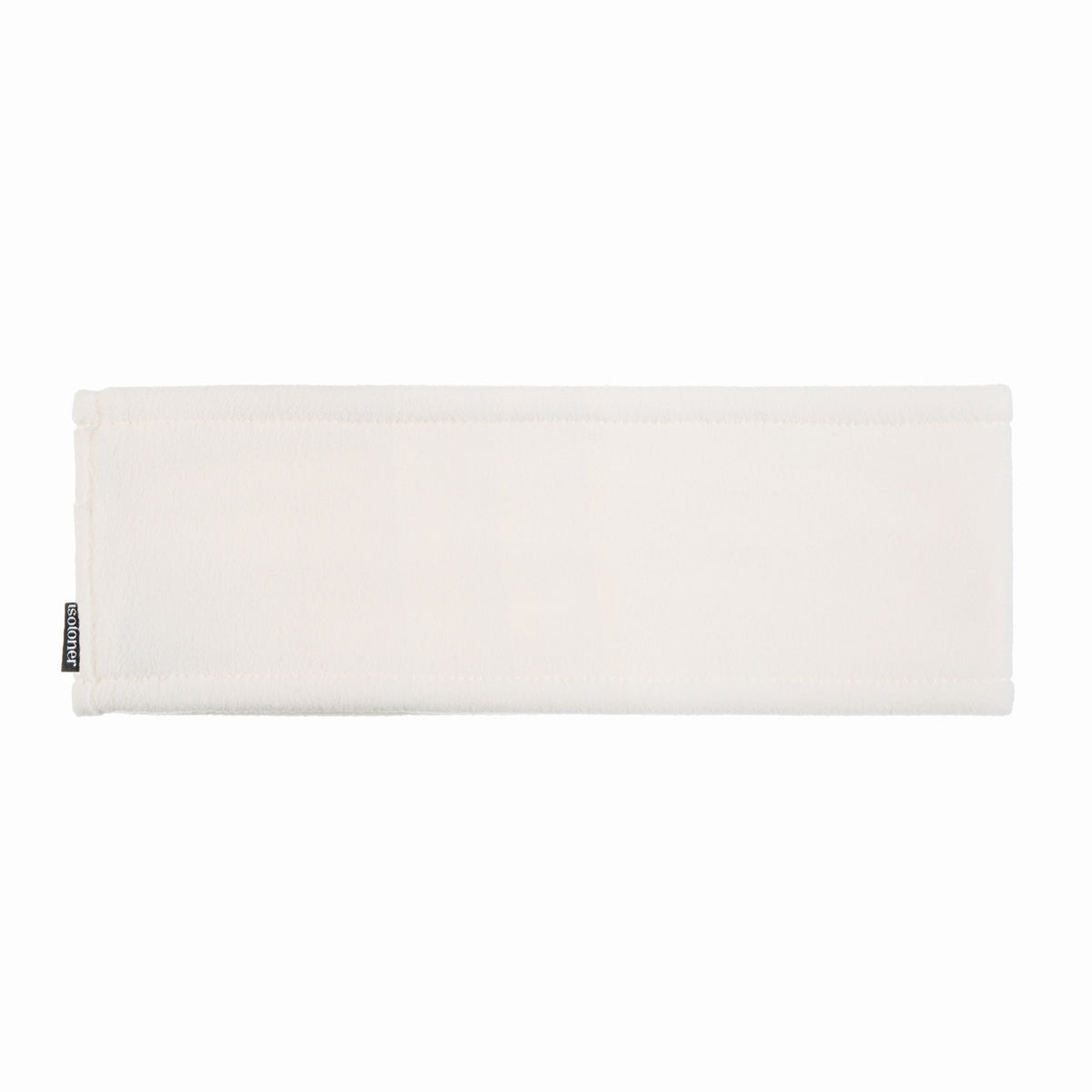Women's Reversible Fleece Headband in Ivory