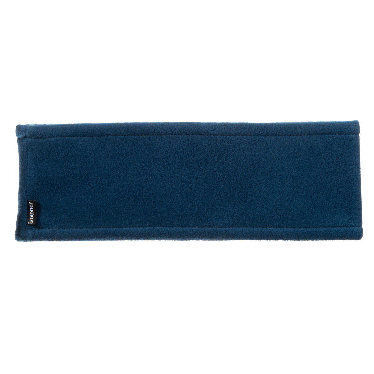 Women's Reversible Fleece Headband in Navy Blue