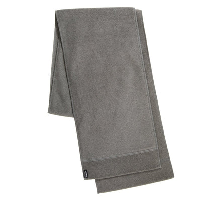 Women's Stretch Fleece Scarf in Heather Grey