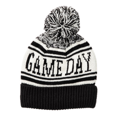 Women's Game Day Hat in Black