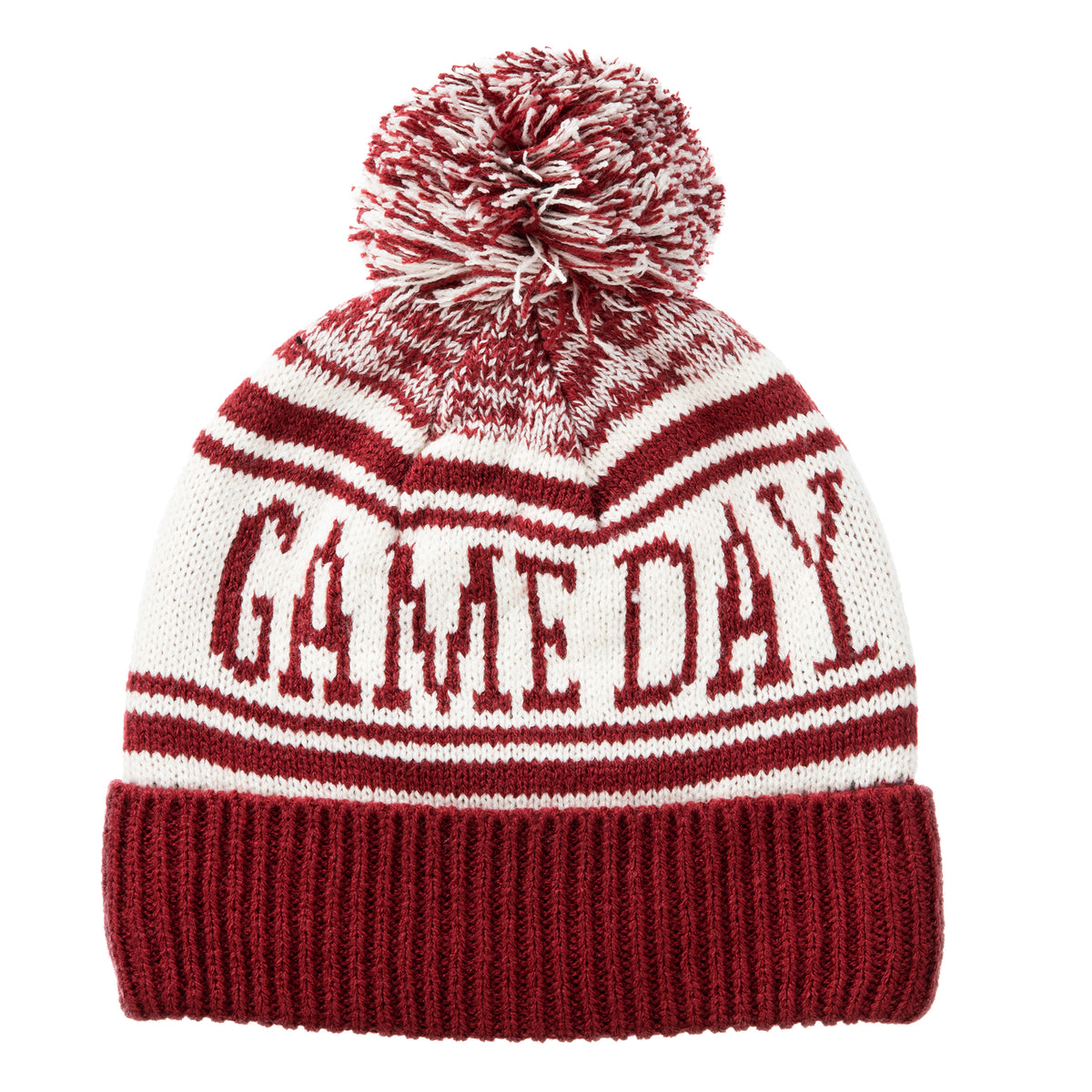 Women's Game Day Hat in Cherry Stone (Red)