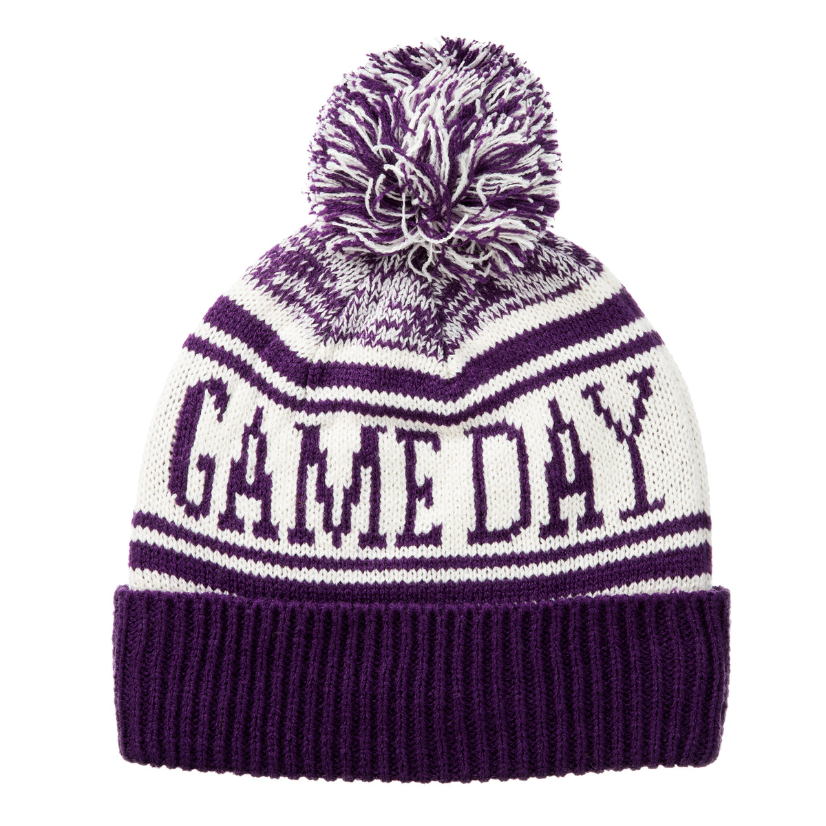 Women's Game Day Hat in Eggplant (Purple)