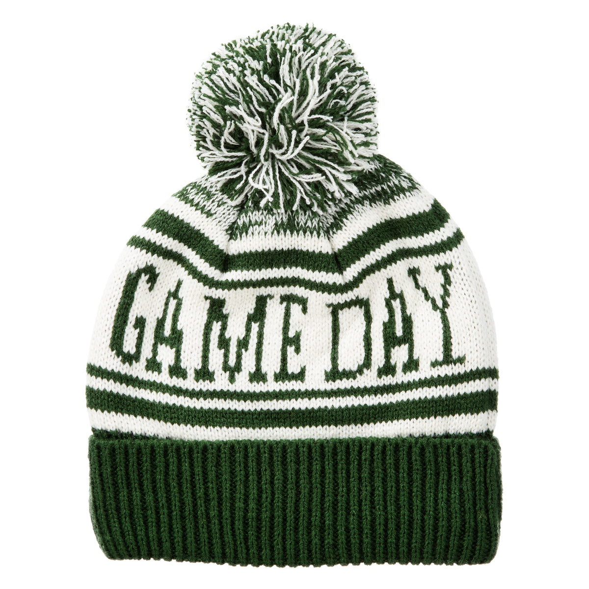 Women's Game Day Hat in Basil (Green)