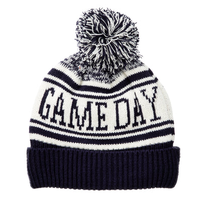 Women's Game Day Hat in Navy Blue