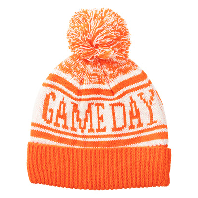 Women's Game Day Hat in Pumpkin (Orange)
