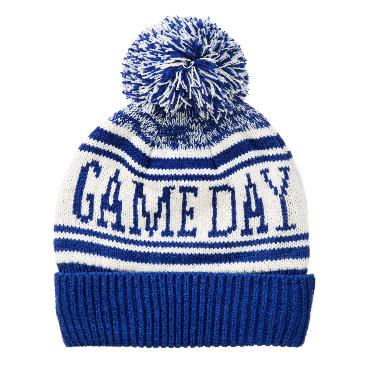 Women's Game Day Hat in Sapphire (Blue)