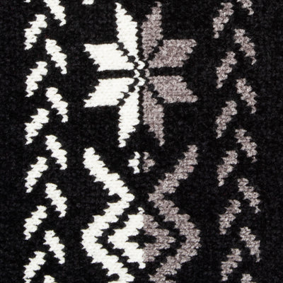 Women's Chenille Snowflake Scarf