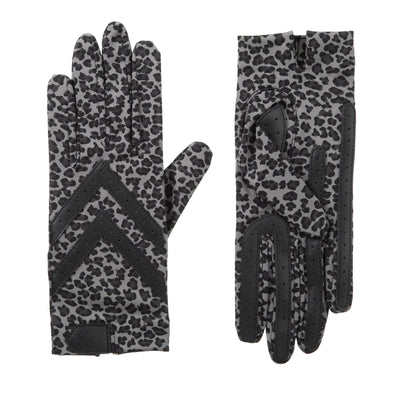 Women's Isotoner Chevron Shortie Gloves