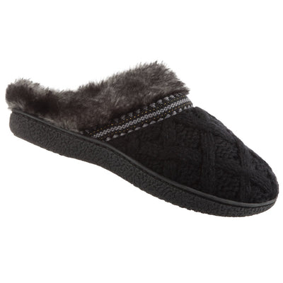Women's Knit Tessa Hoodback Slippers