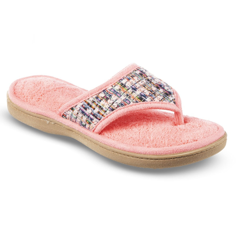 Women's Tweed Nikki Thong Slippers