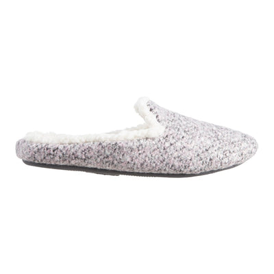 Women's Jessie Hoodback Slippers in Stormy Grey Profile
