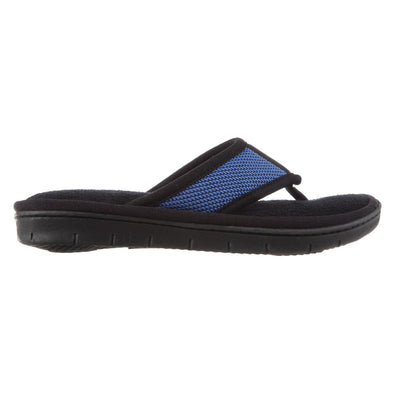 Women's Scout Mesh Thong in Sapphire Slippers Profile