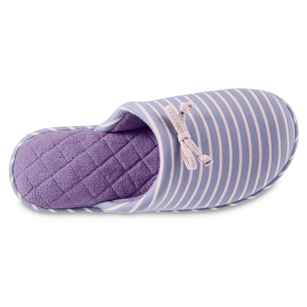 Women's Nani Stripe Clog Slippers