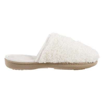 Women's Chenille Parker Clog Slippers in Ewe Profile