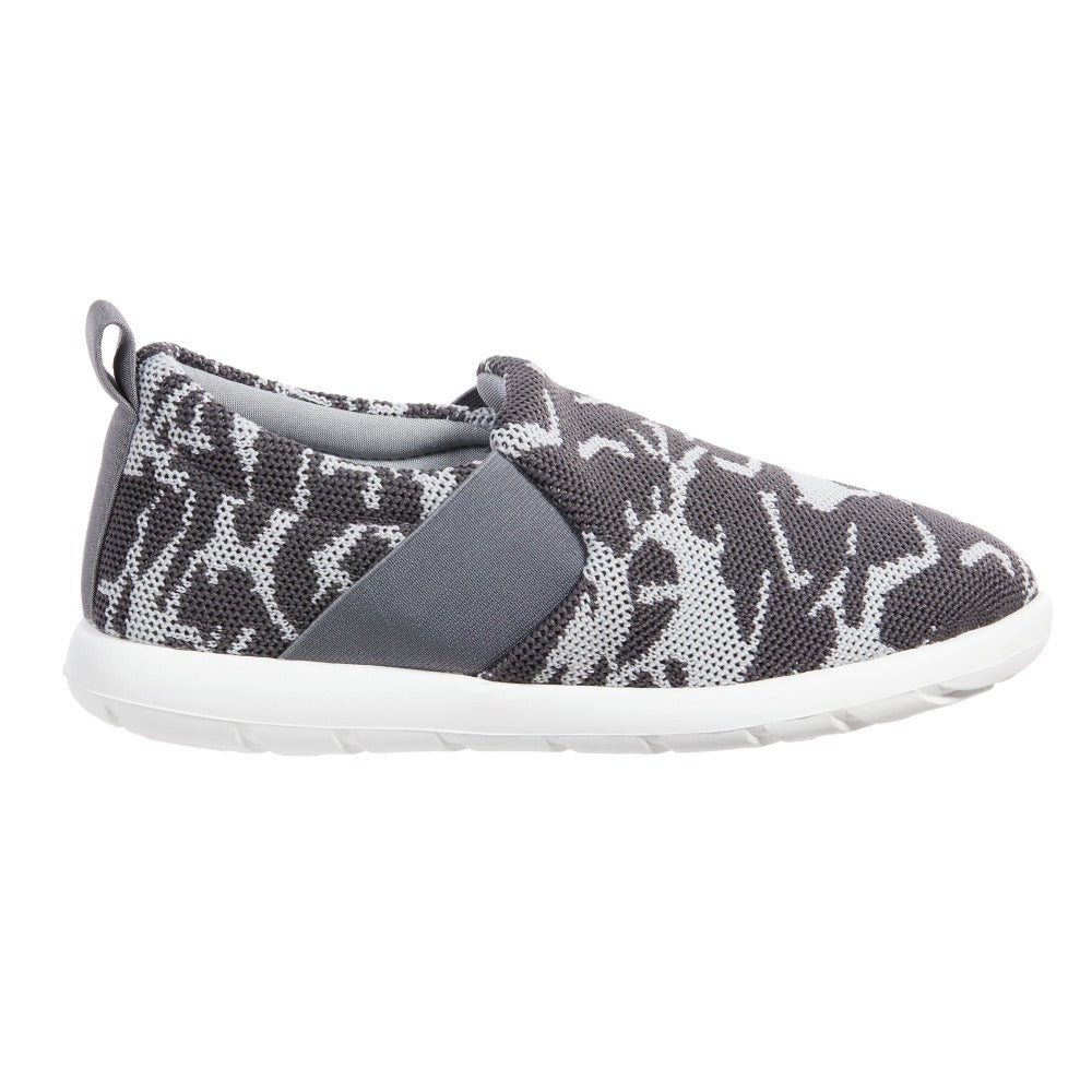 Zenz Women's Balance Slip-On Ash Geo Print Profile