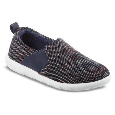 Zenz Women's Balance Slip-On in Navy Blue Right Angled View