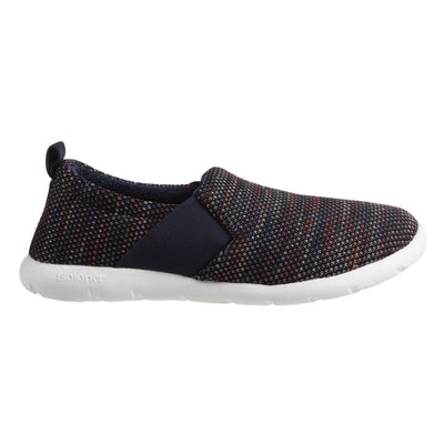 Zenz Women's Balance Slip-On in Navy Blue Profile