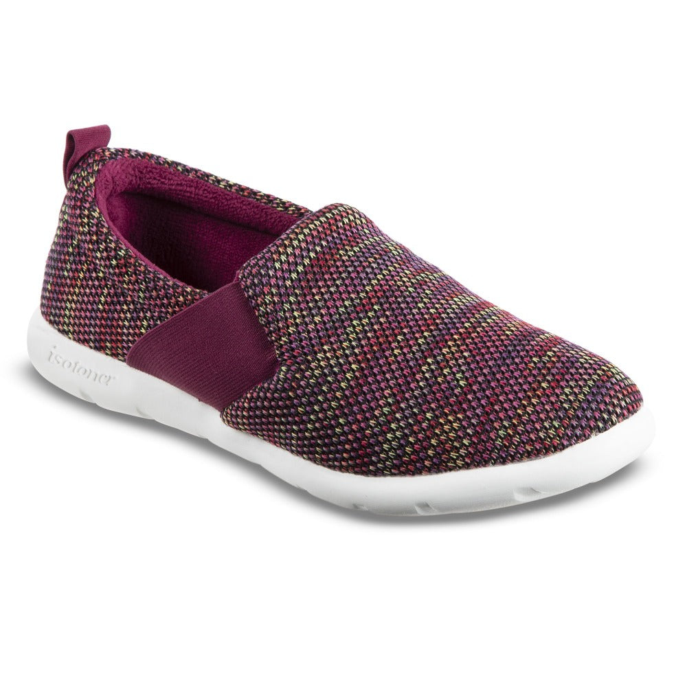 Zenz Women's Balance Slip-On in Wild Rose Right Angle View