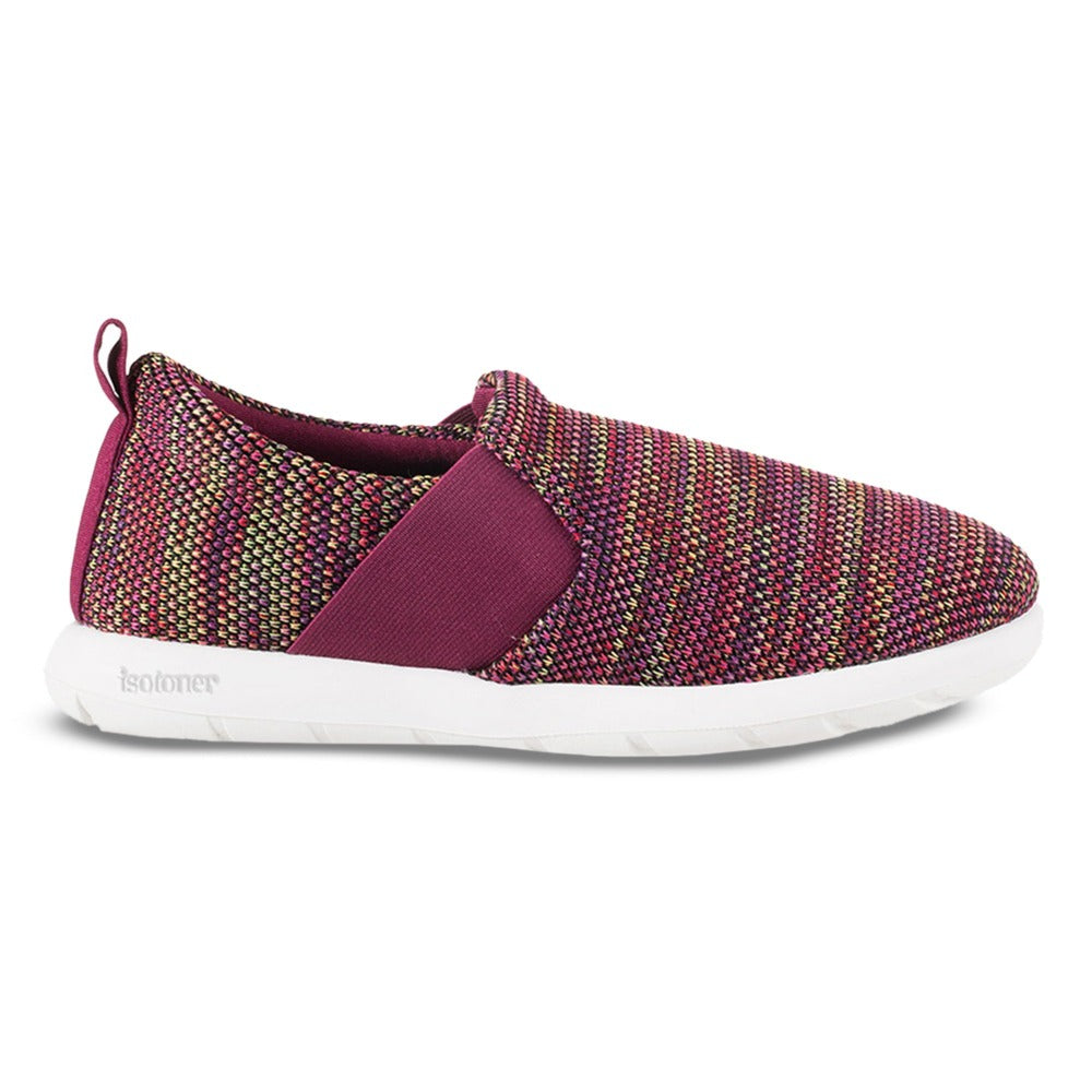 Zenz Women's Balance Slip-On in Wild Rose Profile