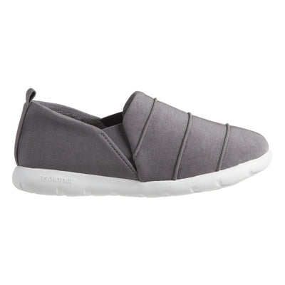 Zenz Women's Serenity Slip-On in Ash Profile