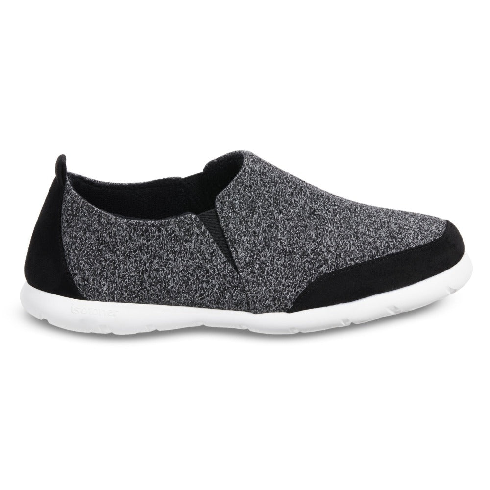 Zenz Men's Activate Slip-On in Black Profile