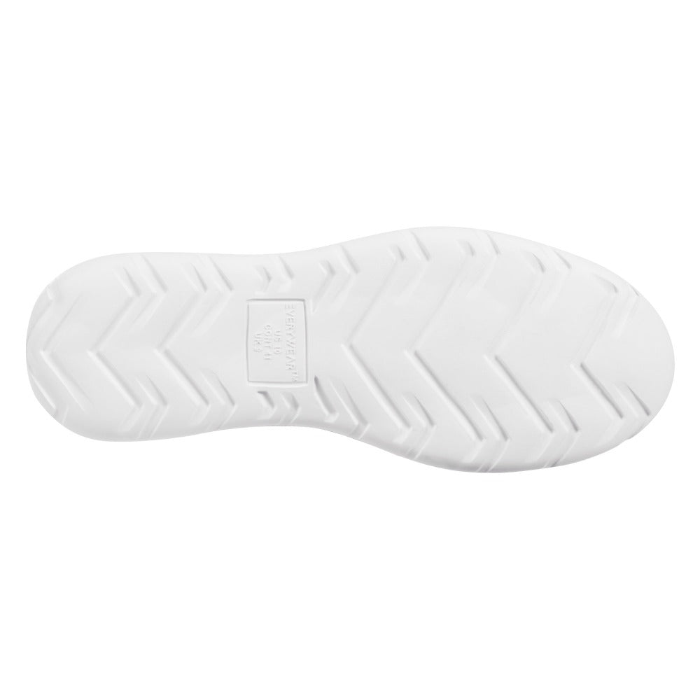 Zenz Men's Activate Slip-On in Mineral Bottom Sole Tread