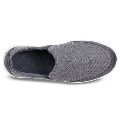 Zenz Men's Activate Slip-On in Mineral Inside Top View