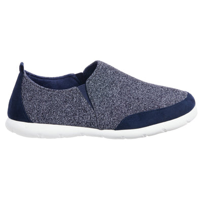 Zenz Men's Activate Slip-On in Navy Blue Profile