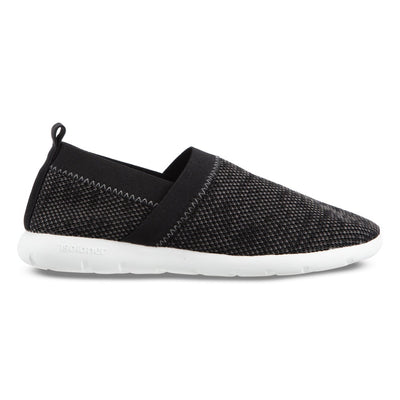 Zenz Women's Harmony Slip-On in Black Multi Profile