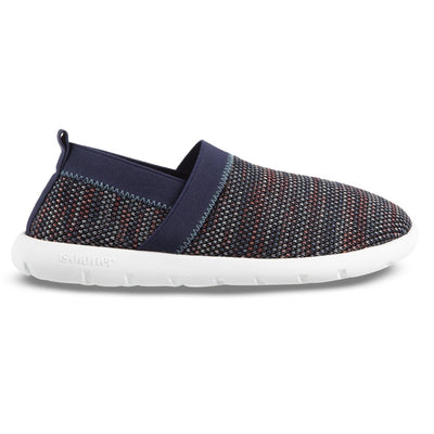 Women's Harmony Slip-On in Dark Blue Profile