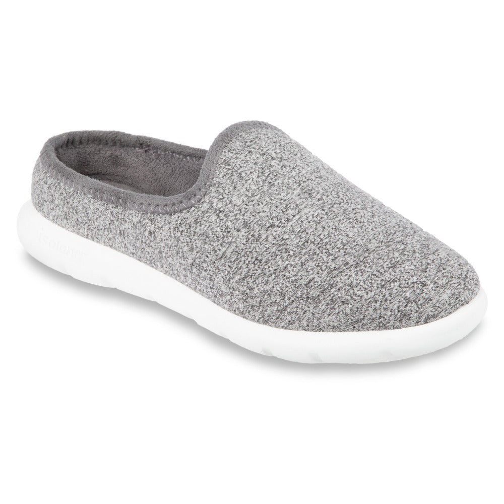 Zenz Women's Energize Slip-On in Ash Right Angled View